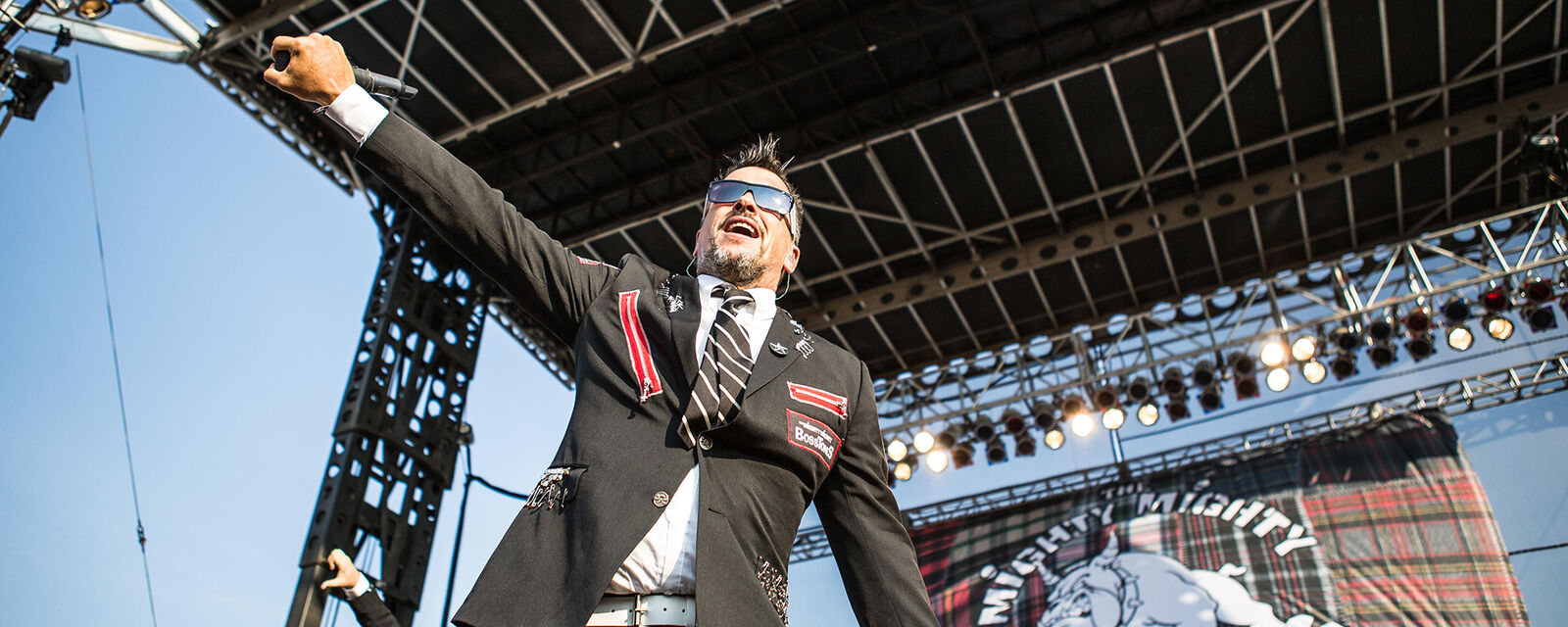 Mighty Mighty Bosstones with The Pietasters, Fishbone, Toots and the Maytals, The Planet Smashers, Bouncing Souls and more