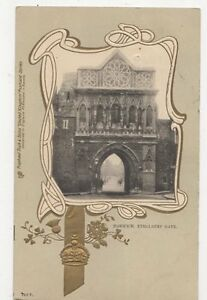 Norwich Ethelbert Gate 1904 UB Tuck Postcard 011a - Aberystwyth, United Kingdom - I always try to provide a first class service to you, the customer. If you are not satisfied in any way, please let me know and the item can be returned for a full refund. Most purchases from business sellers are protected by - Aberystwyth, United Kingdom