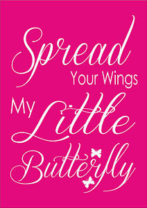 Little-Mix-Spread-Your-Wings-My-Little-Butterfly-Word-Wall-Art-Typography-Words