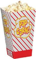 (500) Ct Gold Medal Products 2066 .8 Oz Bright Red Orange Popcorn Scoop / Boxes