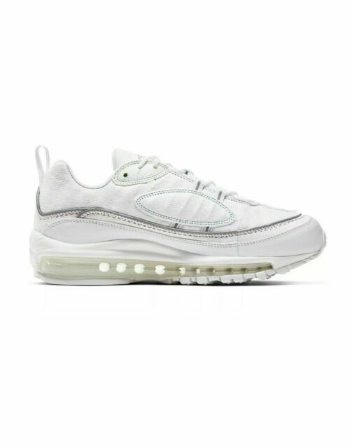 Size 9 - Nike Air Max 98 Cut Away White for sale online | eBay
