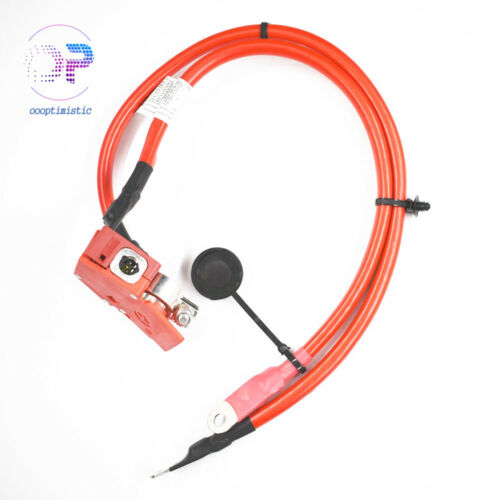 New Battery Cable Plus Pole 61129253111 Fit for BMW F20 F21 F22 F87 F23 From NJ