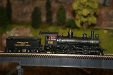 HO Bachmann Maryland & Pennsylvania 4-6-0 Factory Tsunami DCC & Sound MA&PA #28