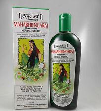 200ml Hesh Ancient MAHABHRINGARAJ Maka Enriched HERBAL OIL HAIR FALL LOSS GROWS