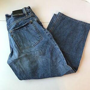 Levis Silvertab Baggy Fit Mens Jeans 30 X 30 Medium Blue Denim Wash Ebay