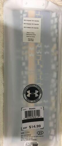 UNDER ARMOUR UA GRAPHIC MINI WOMEN/'S HEADBAND-6 PACK 1280605 790