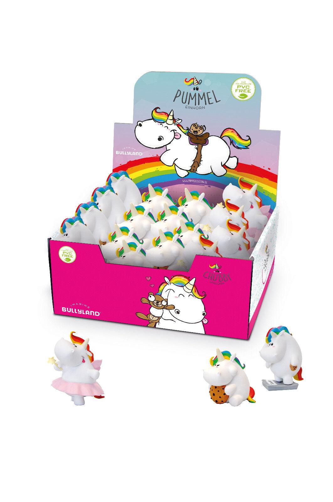 Bullyland Pummeleinhorn  24iger Display 44395 Spielzeug by Brand Toys