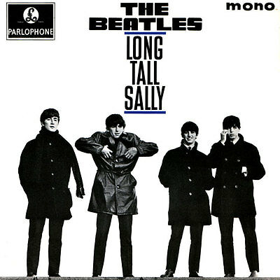 The Beatles Long Tall Sally Ep Vinyl 7 Quot Ep 17 Cm Ltd