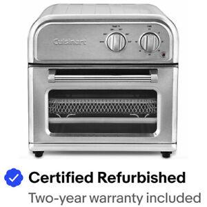 Cuisinart AFR-25FR Airfryer Silver – Certified Refurbished
