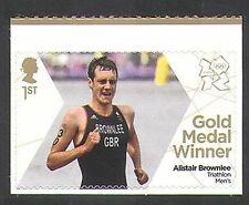 GB 2012 Olympics/Sports/Gold Medal Winners/Triathlon/A Brownlee 1v s/a (n35663)