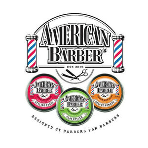 AMERICAN-BARBER-Hair-Styling-amp-Care-Products-Paste-Clay-Pomade-CHOOSE-ONE