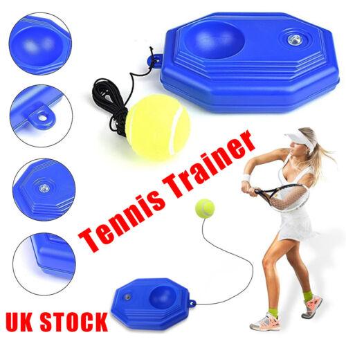 Tennis Trainer Self-study Training Aids Practice Partner Equipment Indoor Sport