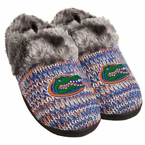 bada83c3 Florida Gators Slippers Logo NEW Womens Slide House shoes! Peak ...