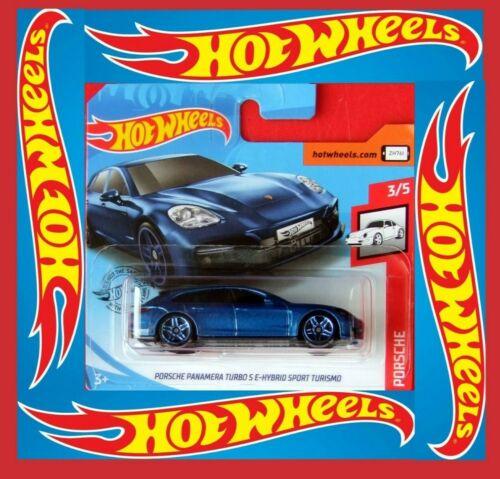 Hot Wheels 2020   PORSCHE PANAMERA TURBO S E-HYBRID SPORT  44//250