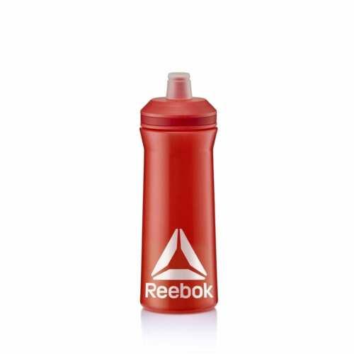 Reebok Water Bottle Unisex Workout Silicone