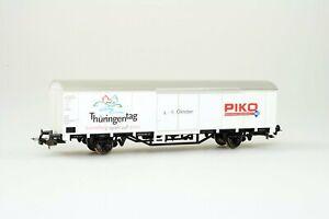 Piko-95827-Sonderwagen-Thueringentag-2002-in-Originalverpackung