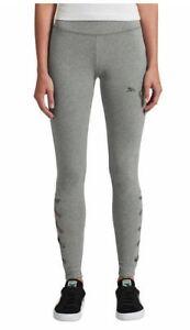 cf181b0eda98f NEW Puma Ladies' Lace-Up Legging (Medium Grey Heather, Medium ...