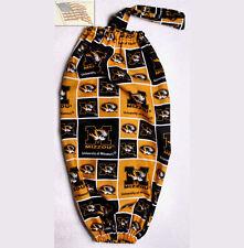 hanging kitchen plastic bag holder grocery t-shirt MIZZOU UNIVERSITY OF MISSOURI