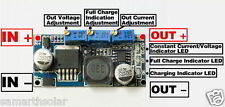 LM2596 LED Driver DC-DC Step-down Adjustable CC/CV Power Supply Charging Module