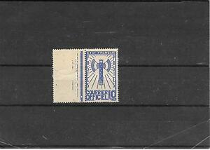 FRANCIA-FRANCOBOLLI-DI-SERVIZIO-1943-ASCIA-DEI-FRANCHI-10-F