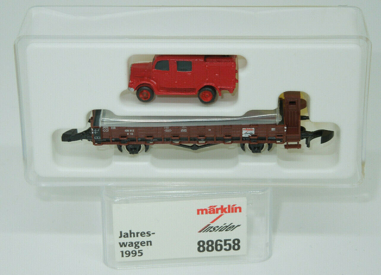 Märklin mini-club 88658 Insider Jahreswagen 1995  | Abrechnungspreis