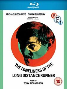 The-Loneliness-of-the-Long-Distance-Runner-Blu-ray-1962-DVD-Region-2