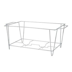 Winco C 3f Chrome Plated Wire Chafer Stand Ebay