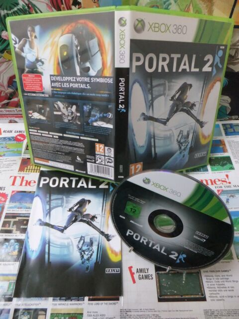 XBox 360:Portal 2 [TOP FPS & 1ERE EDITION] Fr