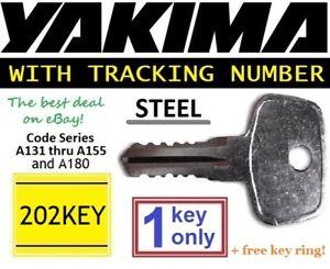 back again @ 6//10//19 OLD YAKIMA Non-SKS Key ROOF RACK O u t of s t o c k