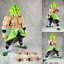 Super dragon ball figure super saiyan son gokou goku trunks android boo buu nos