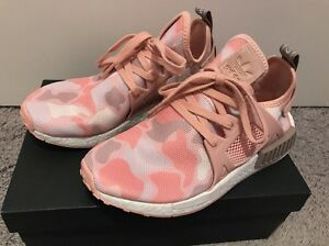 50618e659defd Brand New With Box Adidas NMD XR1 Duck Camo Pink Women Size 7 | eBay