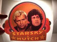 Vintage Retro T-Shirt Heat Transfer Starsky And Hutch