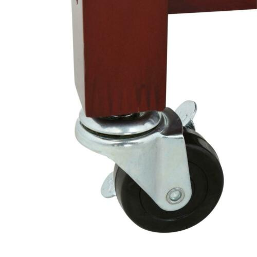 Details about  /Martin Wenge Kitchen Granite Top Rubber Casters Storage Drawer Easy Mobility
