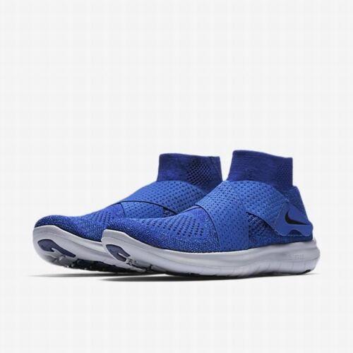 Motion Running 880845 401 Flyknit Shoes Free grey 2017 Men's Rn Nike Blue shdxtrCQ