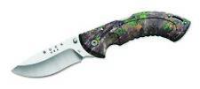 Buck Knives 397 Folding Omni Hunter-12Pt-Realtree Xtra Green Camo Folding Knife