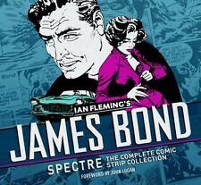 James Bond: Spectre: The Complete Comic Strip Collection, Fleming, Ian