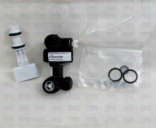 Libre de envío * Worcester British Gas 532 537 542 he llenado bucle Kit 87161073030-Nuevo