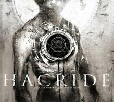 Hacride - Back to Where You.Ve Never Been - CD NEU