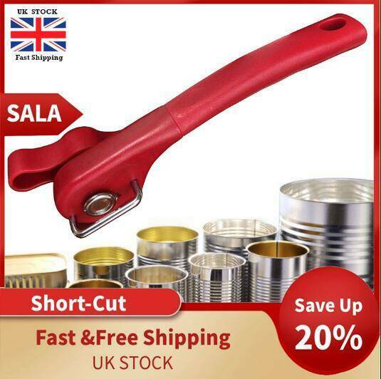 Stab Can Opener Bottle Stainless Steel Camping Outdoor