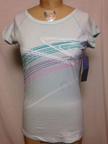 Ideology Essential Short Sleeve Tee Mint Moment  761047M250 NWT