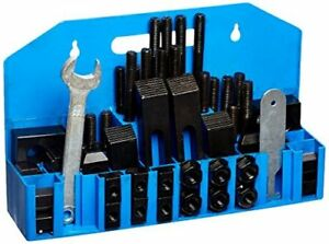 HHIP-3900-0001-58-Piece-Clamping-Kit-5-8-Inch-T-Slot-Stud-Size-1-2-13