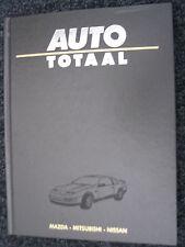 Auto Totaal, Mazda - Mitsubishi - Nissan (PON-REN) (Nederlands) no dust cover