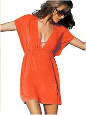 CANDY COLORED COVER UP - Orange