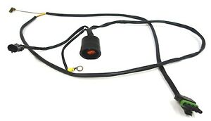 seadoo oem pwc intermediate wiring harness rear 1996 1997 spx xp rh ebay com Trailer Wiring Harness Trailer Wiring Harness