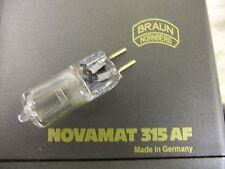 Projector bulb lamp BRAUN Novamat 24v 150w new stock