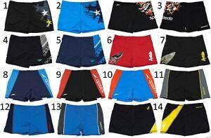 Swim Shorts Boxer Briefs Swimming for Kids Boys NWT Speedo Endurance