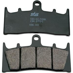 Suzuki GSX1400 SBS Sintered Front Brake Pads 686HS