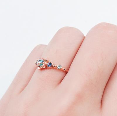 Sailor Moon Ring Minako Aino Venus Necklace Earring Silver Moon Stick Pendant