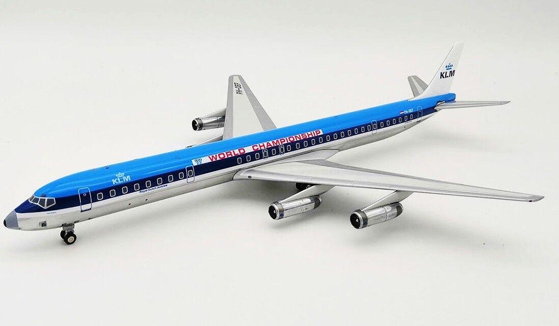 INFLIGHT 200 IF8630318P 1 200 KLM DC-8-63 PH-DEF WORLD CHAMPIONSHIP POLISHED W S