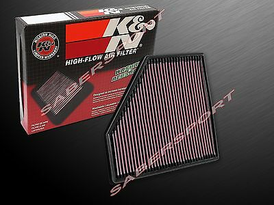 K/&N 33-3034 K /& N Filtre /à air /échange Red